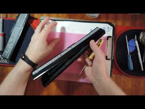 Как разобрать батарею от ноутбука asus