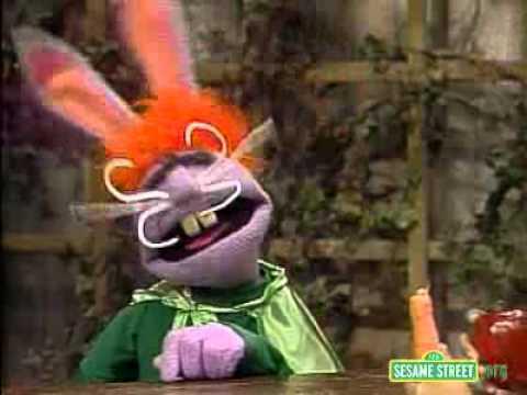 Classic Sesame Street   Captain Vegetable Rhymes