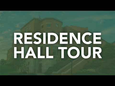 CAMPUS TOUR: The Student Residence Experience