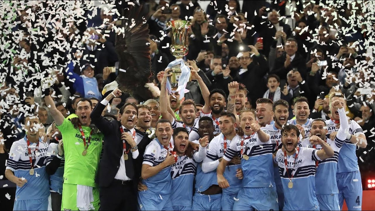 Atalanta 0 Vs 2 Lazio Finale Coppa Italia 15 05 2019