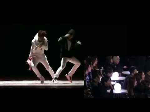 Winner's Reaction to BTS JHope and Jimin dance at Mama 2014