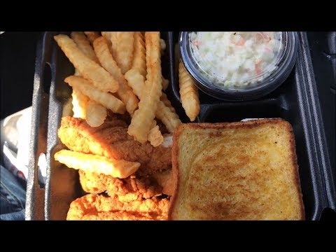 Zaxby's: Four Finger Chicken Finger Plate Review