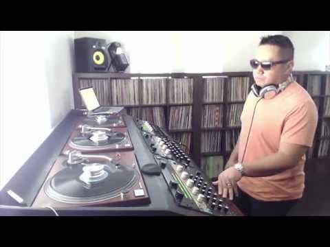 HOUSE MUSIC MIX BY : DJ CARY CARREON  ( SESSION 004 ) ALL VINYL SET