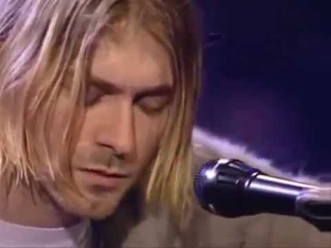 Nirvana - Where did you sleep last night - MTV unplugged
