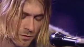 Nirvana - Where did you sleep last night - MTV unplugged