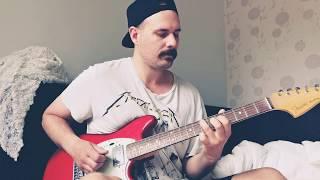 Stone Sour - Peckinpah guitar cover.