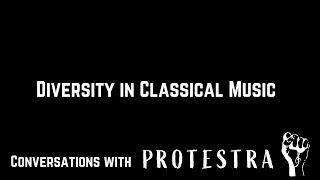 The Diversification of Classical Music - a panel discussion.