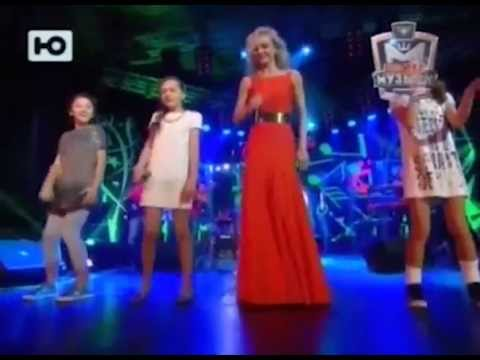 Сюзи Мхитарян (Ko Ko Girls) & Полина Гагарина & Music Parking Band