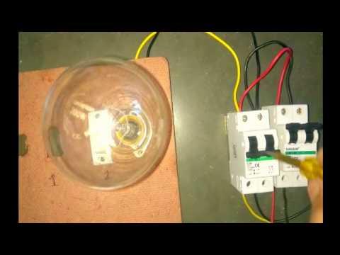 MCB Changeover..house wiring expert Jaikesh Chauhan