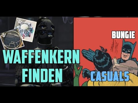 """Destiny 2 : Waffenkern bekommen und aufleveln + """"Meinung"""" zum DLC"""