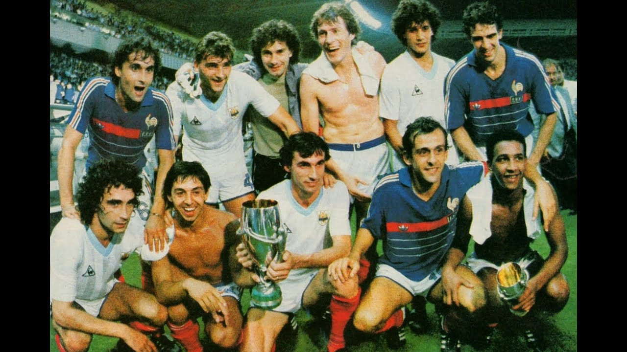 Intercontinental Cup For Nations France Uruguay