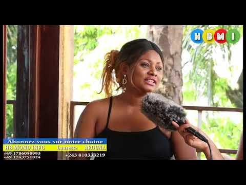 EYINDI GRAVE:YVETTE KALOMBO A CONFIRME BOLINGO NAYE NA FERRE GOLA+APAPI SAYNTHY SOMO NA MAWA