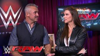 Shane and Stephanie McMahon recap their night: Raw, May 9, 2016