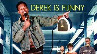 Derek Is Funny [Comedy Movie] [HD] [Full Length Film] [English] [Free Youtube Movies]
