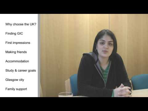 University preparation: Business and Management degree - Glasgow International College