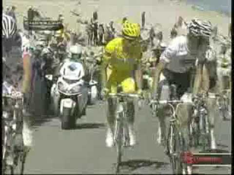 2009 Tour de France - Mont Ventoux  Stage 20