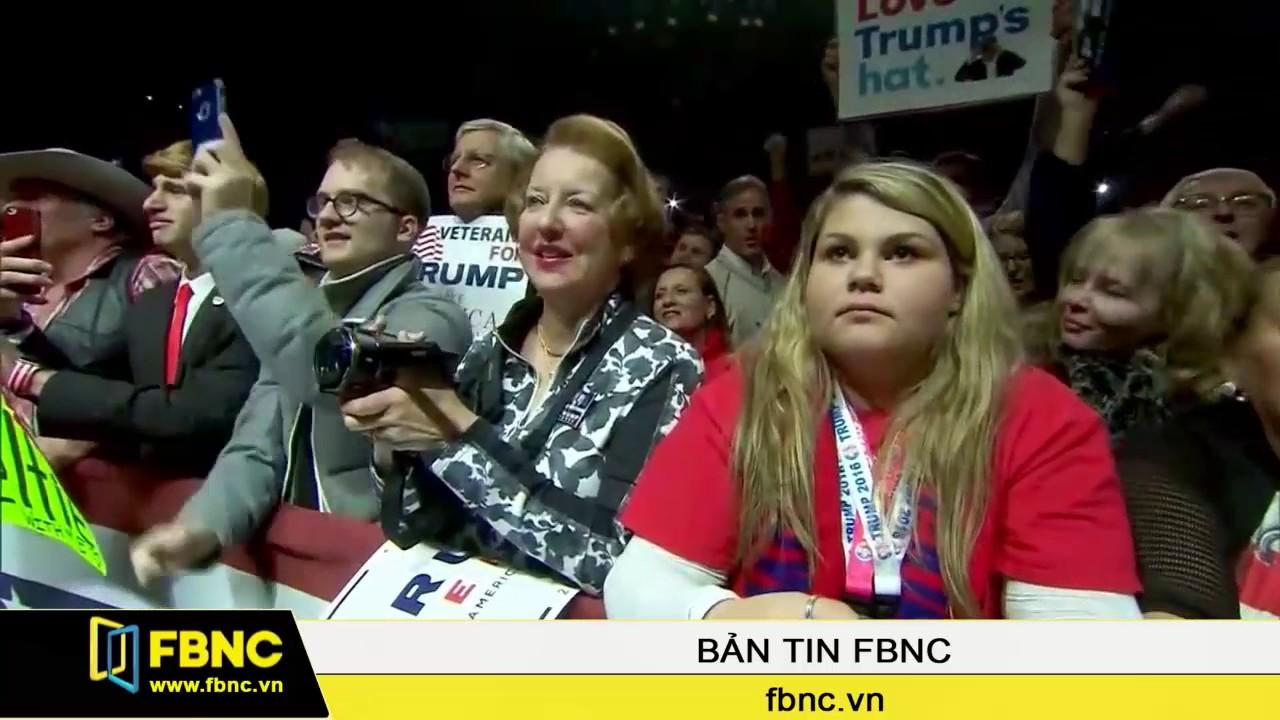 FBNC - Bầu cử Tổng thống Mỹ : Trận chiến cuối cùng