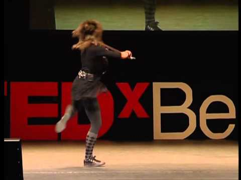 Transcend - Lindsey Stirling at TEDxBerkeley