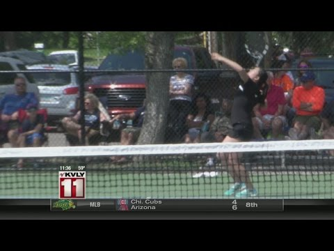 North Dakota State Tennis Saturday