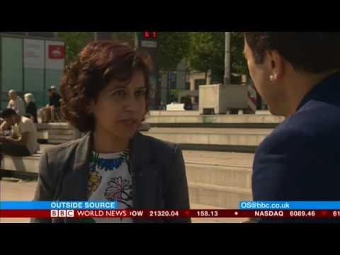 GIGA President Prof. Amrita Narlikar on Globalisation (BBC World News)