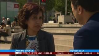 GIGA President Prof. Amrita Narlikar on Globalisation (BBC World News) thumbnail