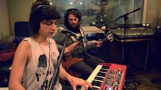 Ouzo Bazooka - The Letter // The Box Tops Cover -  Live at KZ Radio
