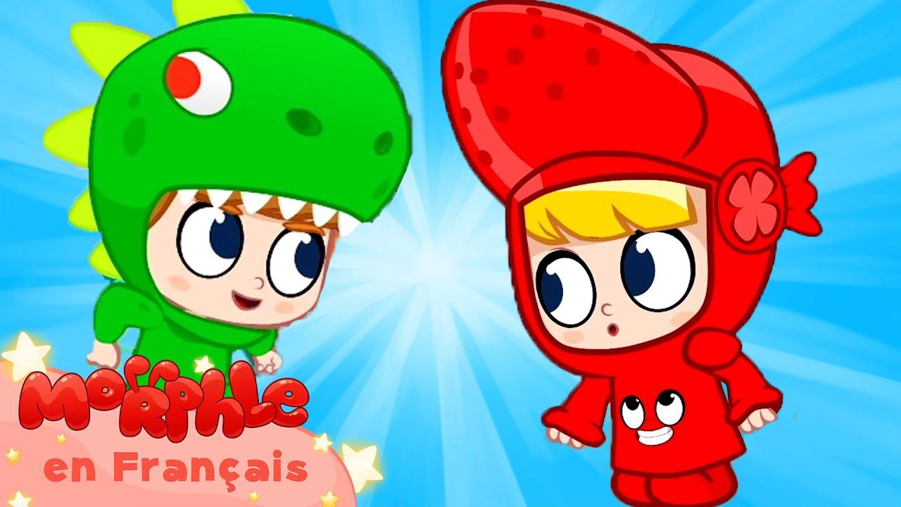 Morphle en Français | Conte fantastique | Morphle TV | Mila & Morphle | Dessins Animés Pour Enfants