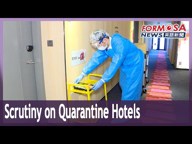 Scrutiny on quarantine hotels after Novotel outbreak