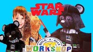 Toy Hunt Build A Bear Workshop New Star Wars Episode 7 Vii Bears Darth Vader