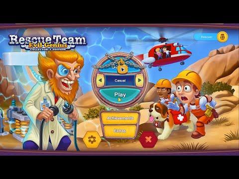 Rescue Team Evil Genius GAME |