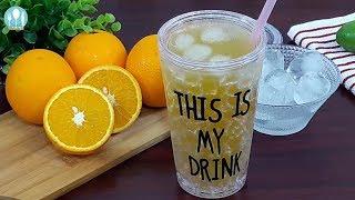 কমলার শরবত | Easy Orange Drinks Bangla Recipe | Ramadan/Summer Drinks Recipe.
