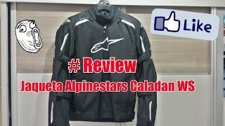 #76 REVIEW JAQUETA ALPINESTARS CALADAN WP RAFA CB300R