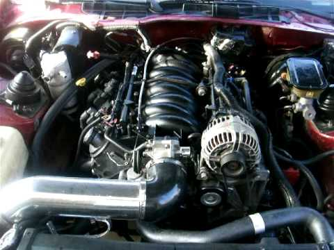 5.3 Conversion 92 camaro - YouTube
