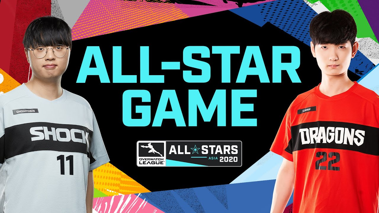 All-Star Game | Overwatch League 2020 All-Stars | APAC