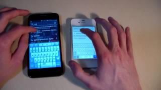 Сравнение Gigabyte Gsmart Alto A2 vs iPhone 4S
