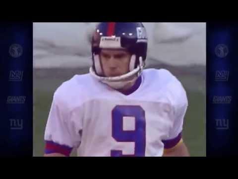 Matt Bahr vs. 49ers