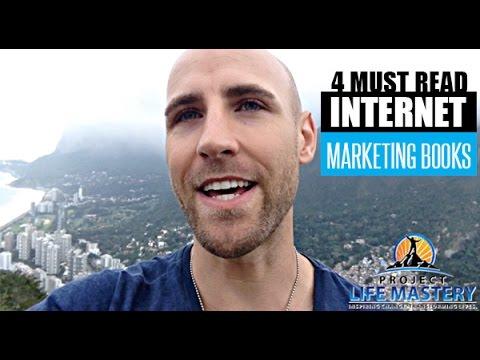 4 Must Read Internet Marketing Books