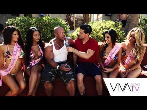 VivaVegas TV interviews 3x Mr. Olympia, Phil Heath