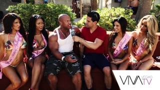 VivaVegas TV interviews 3x Mr. Olympia, Phil Heath