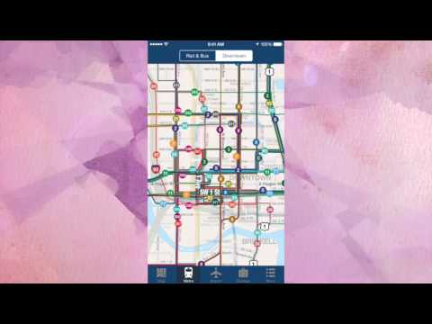 Miami Offline Travel Map App