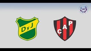 Video Gol Pertandingan Defensa y Justicia vs Patronato de Parana