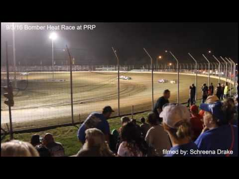 9/3/16 Bomber Heat Race at Portsmouth Raceway Park