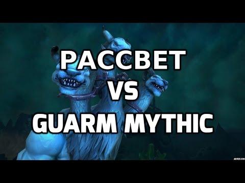Рассвет vs Guarm