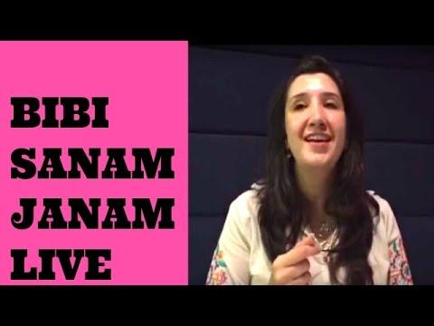 Bibi Sanam Janam - Zebunnisa Bangash LIVE.