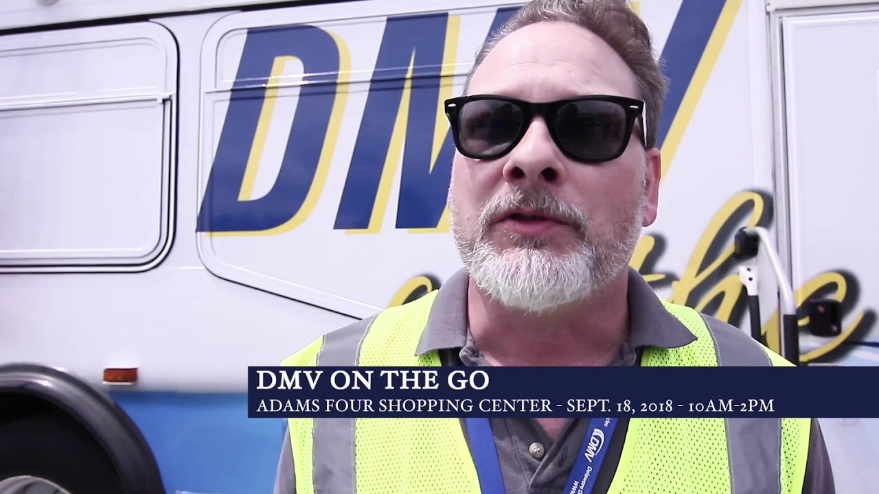 DMV mobile unit coming to Wilmington