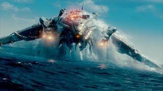 """Атака инопланетян - """"Морской бой"""" отрывок из фильма"""