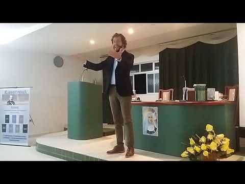 Video da palestra musical com João Paulo Ferreira