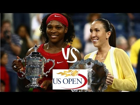 Williams vs Jankovic | 2008 US Open Highlights