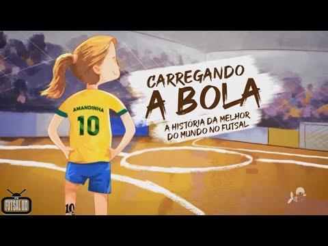 Documentario Carregando A Bola A Historia Da Melhor Do Mundo No
