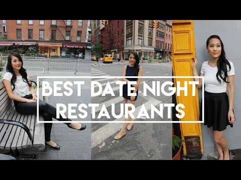 Best Date Night Restaurants In New York